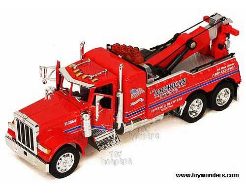 Toy Tow Truck Model 43