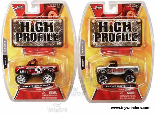 Jada Toys High Profile 65