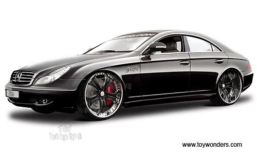 Mercedes benz clsclass hard top by maisto playerz 1 18 for Best mercedes benz model
