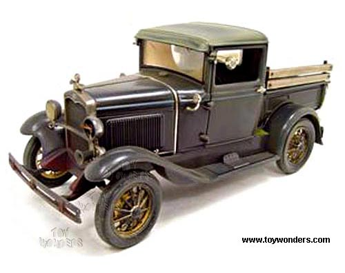 1931 Ford Model A Pickup By Motor City 1 18 Scale Diecast