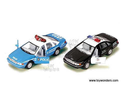 chevy police cars 1 43 asstd 5023 5d kinsmart chevy police cars