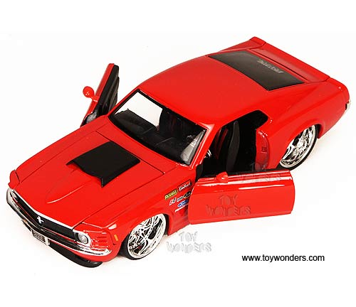 1970 Ford Mustang Boss 429 Hard Top By Jada Toys Bigtime