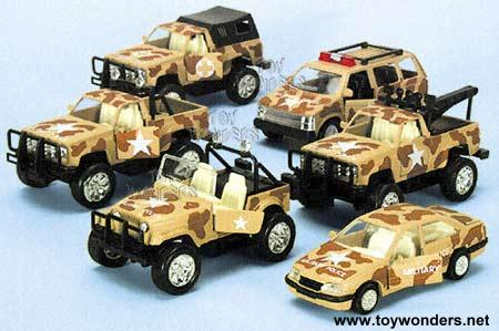Army Vehicles Toys